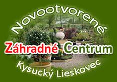 Záhradné Centrum - Kysucký Lieskovec